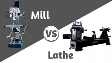 Mill vs Lathe