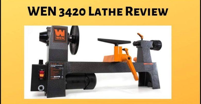 WEN 3420 Lathe