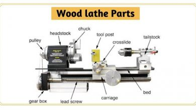 Wood Lathe parts