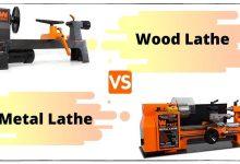 Wood Lathe VS Metal Lathe