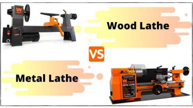 Wood Lathe VS Metal Lathe