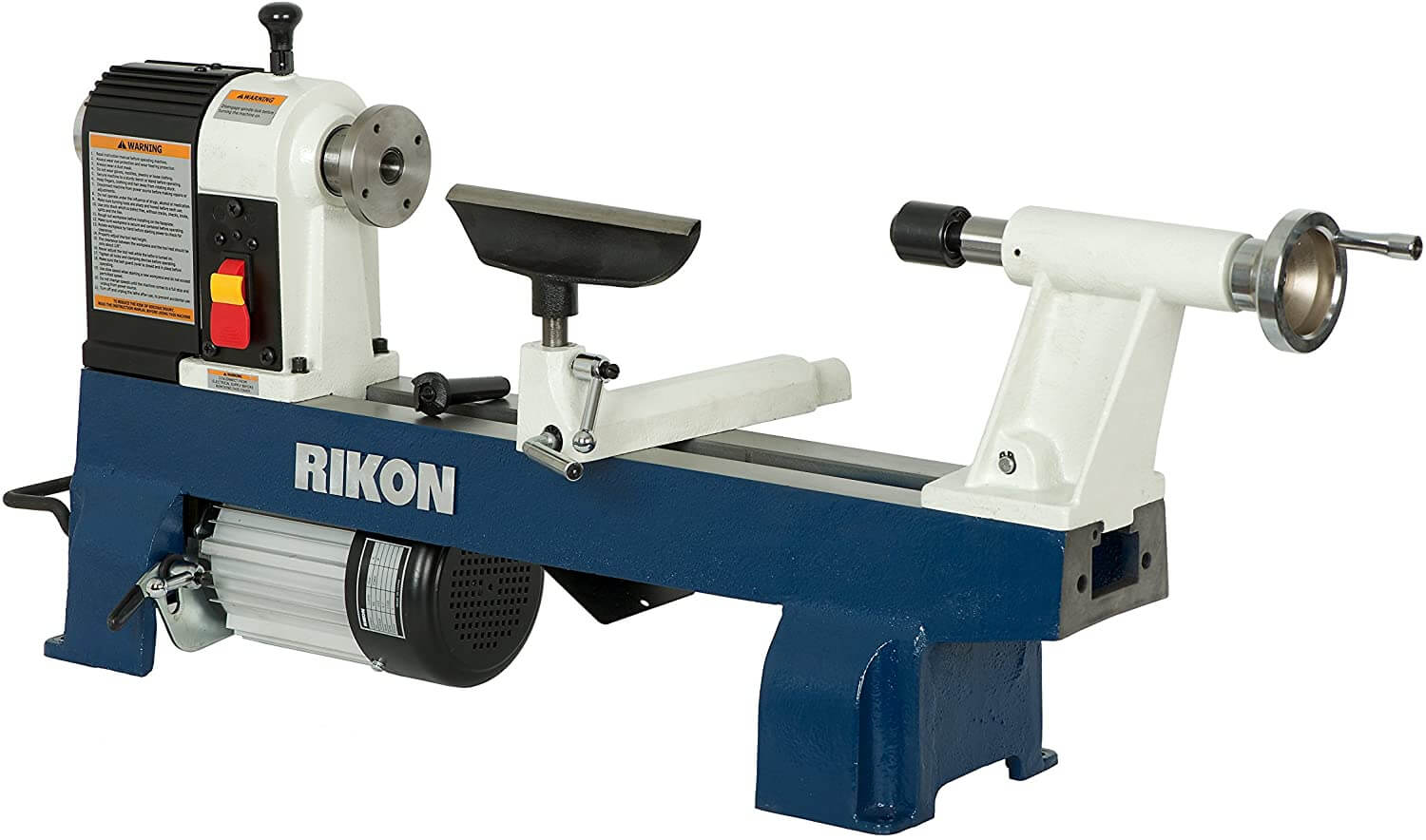 Rikon Cue lathe machine