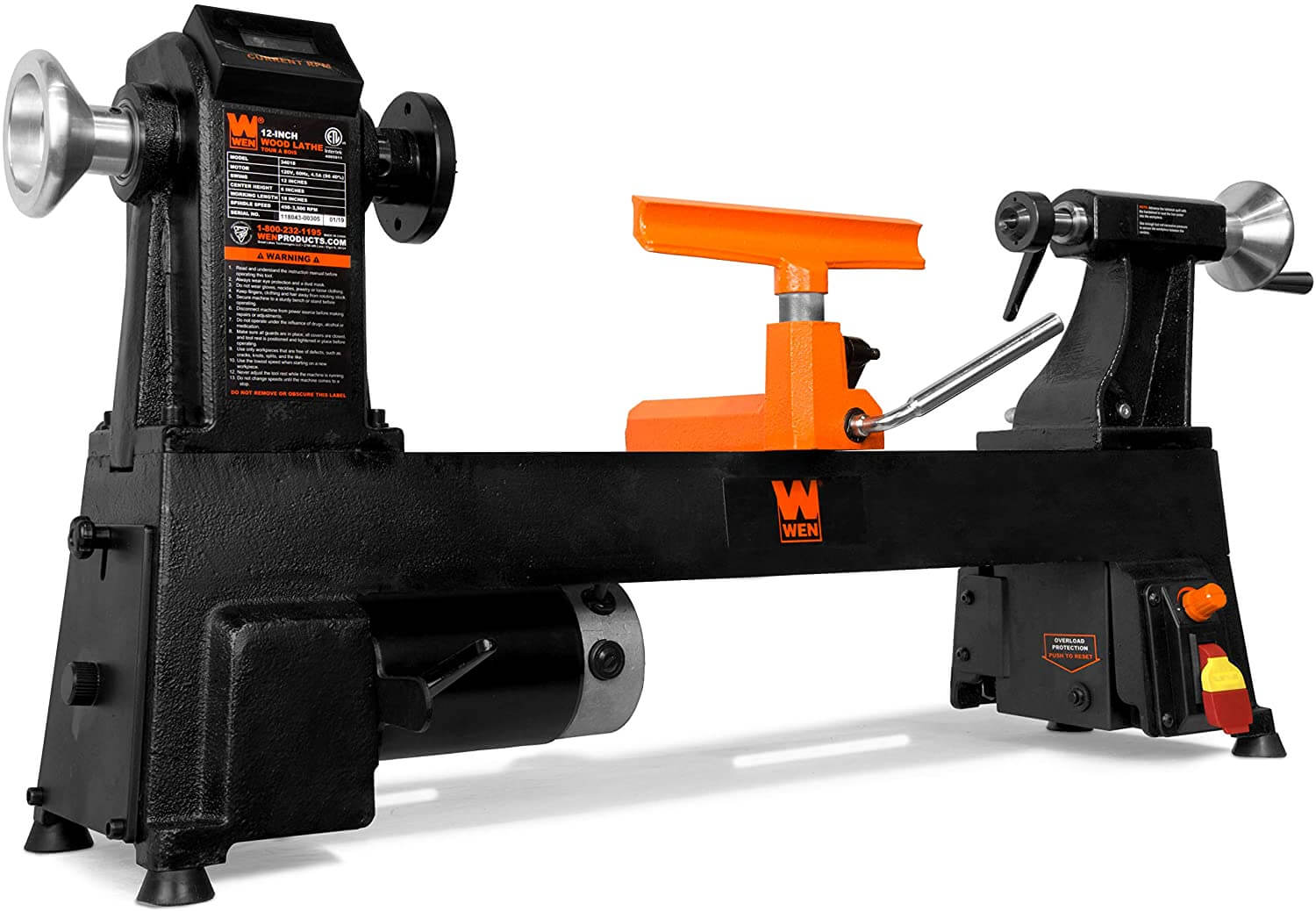 Wen lathe machine for Cue