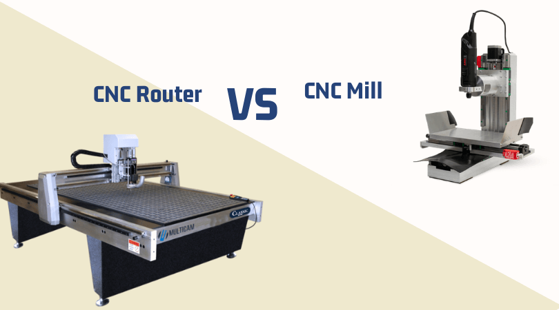 Router vs Mill